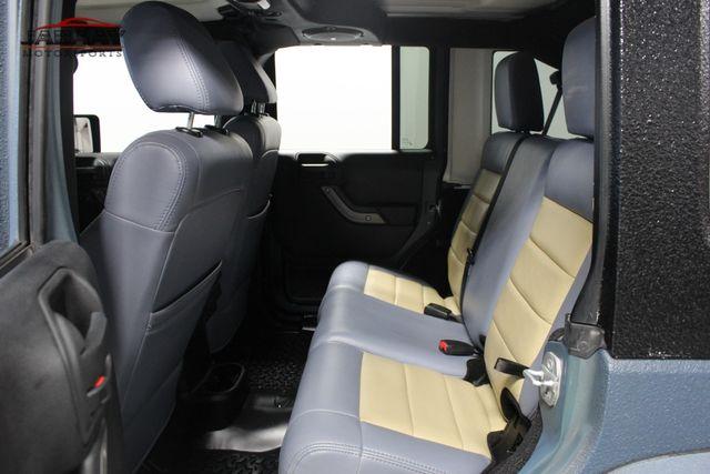 2012 Jeep Wrangler Unlimited Sport Starwood Conversion Merrillville, Indiana 12
