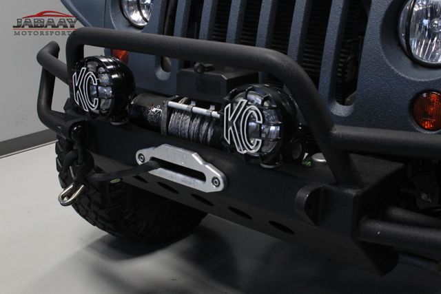 2012 Jeep Wrangler Unlimited Sport Starwood Conversion Merrillville, Indiana 37