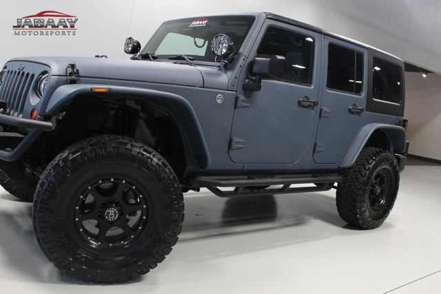 2012 Jeep Wrangler Unlimited Sport Starwood Conversion Merrillville, Indiana 29