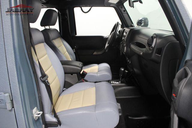 2012 Jeep Wrangler Unlimited Sport Starwood Conversion Merrillville, Indiana 15