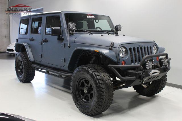 2012 Jeep Wrangler Unlimited Sport Starwood Conversion Merrillville, Indiana 6