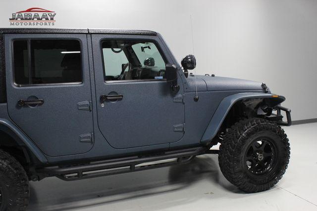 2012 Jeep Wrangler Unlimited Sport Starwood Conversion Merrillville, Indiana 40