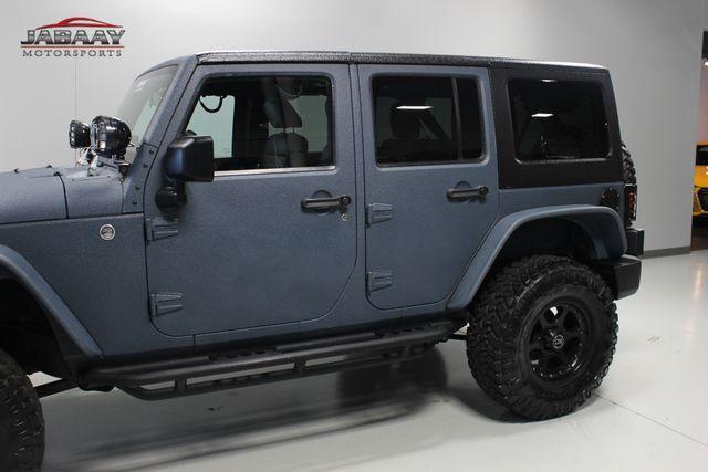 2012 Jeep Wrangler Unlimited Sport Starwood Conversion Merrillville, Indiana 32