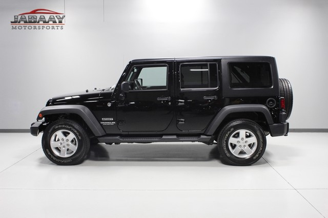 2012 Jeep Wrangler Unlimited Sport Merrillville, Indiana 33