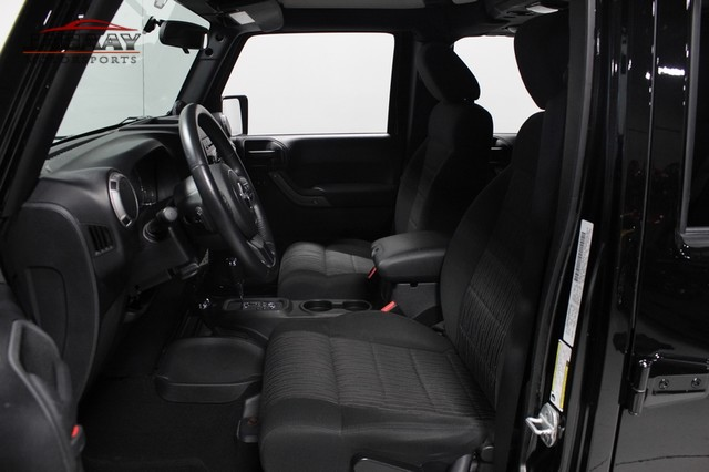 2012 Jeep Wrangler Unlimited Sport Merrillville, Indiana 10