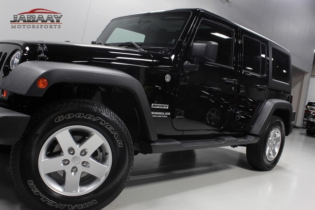 2012 Jeep Wrangler Unlimited Sport Merrillville, Indiana 28