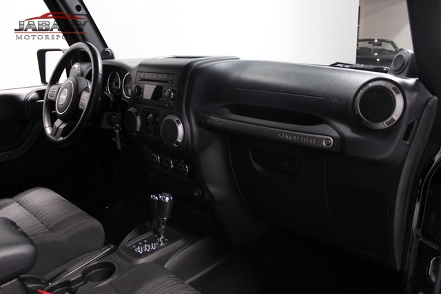 2012 Jeep Wrangler Unlimited Sport Merrillville, Indiana 16