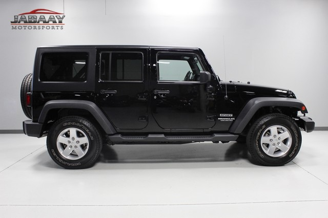 2012 Jeep Wrangler Unlimited Sport Merrillville, Indiana 5