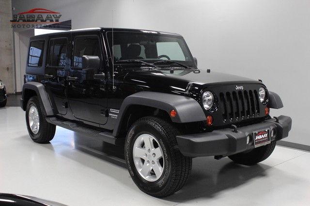 2012 Jeep Wrangler Unlimited Sport Merrillville, Indiana 6