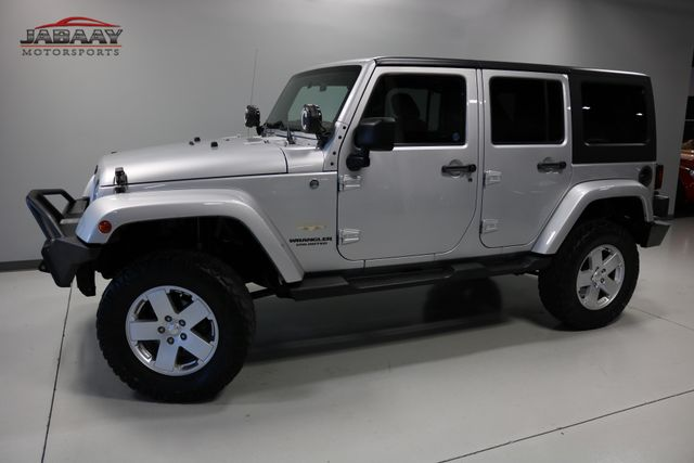 2012 Jeep Wrangler Unlimited Sahara Merrillville, Indiana 27