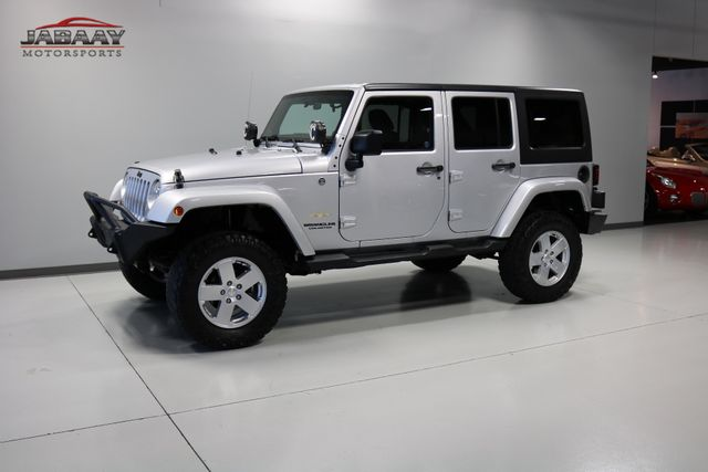 2012 Jeep Wrangler Unlimited Sahara Merrillville, Indiana 32