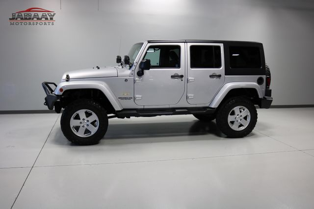 2012 Jeep Wrangler Unlimited Sahara Merrillville, Indiana 33
