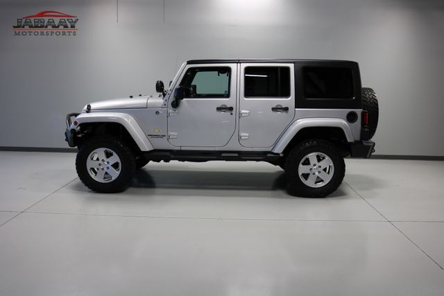 2012 Jeep Wrangler Unlimited Sahara Merrillville, Indiana 34