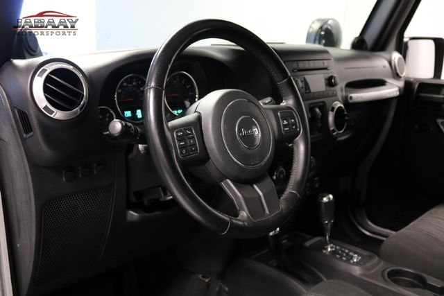 2012 Jeep Wrangler Unlimited Sahara Merrillville, Indiana 9