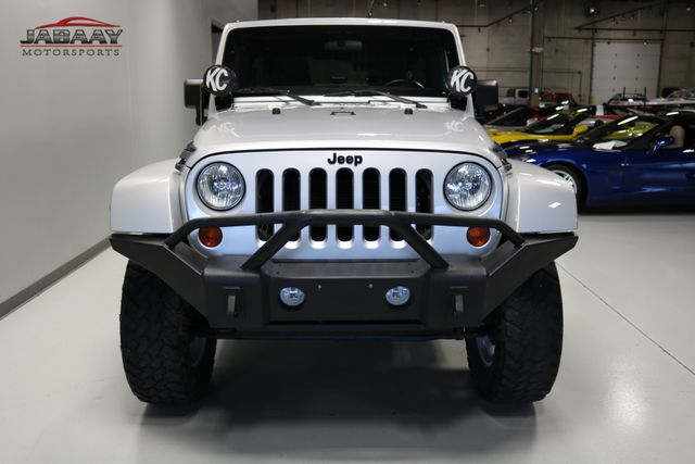 2012 Jeep Wrangler Unlimited Sahara Merrillville, Indiana 7
