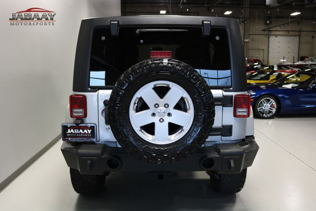 2012 Jeep Wrangler Unlimited Sahara Merrillville, Indiana 3