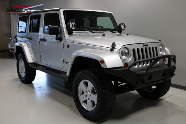 2012 Jeep Wrangler Unlimited Sahara Merrillville, Indiana 6