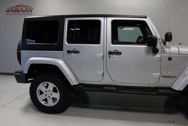 2012 Jeep Wrangler Unlimited Sahara Merrillville, Indiana 36