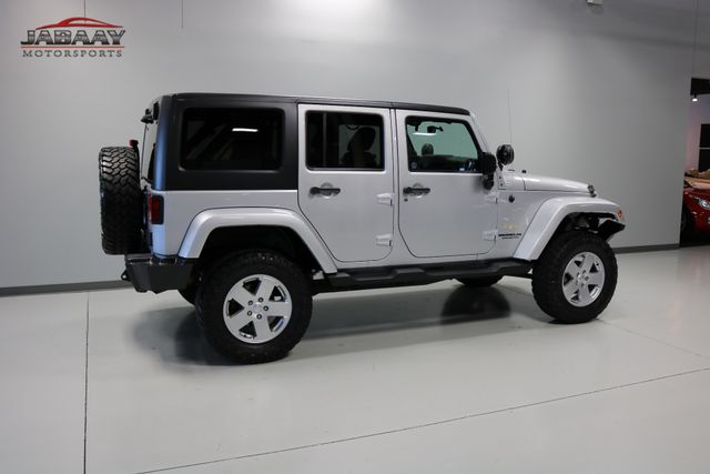 2012 Jeep Wrangler Unlimited Sahara Merrillville, Indiana 38