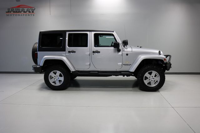 2012 Jeep Wrangler Unlimited Sahara Merrillville, Indiana 40