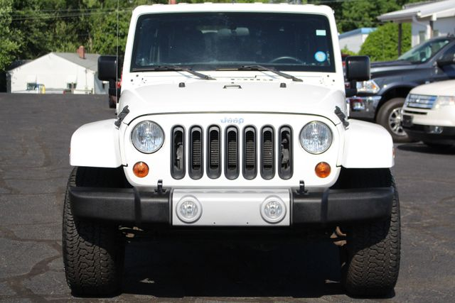 2012 Jeep Wrangler Unlimited Sahara 4X4 - LOTS OF EXTRA$! Mooresville , NC 16