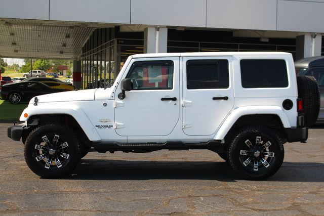 2012 Jeep Wrangler Unlimited Sahara 4X4 - LOTS OF EXTRA$! Mooresville , NC 15