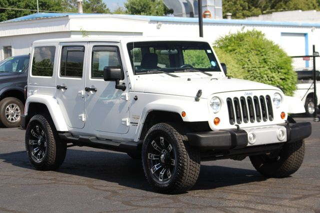 2012 Jeep Wrangler Unlimited Sahara 4X4 - LOTS OF EXTRA$! Mooresville , NC 22