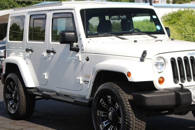 2012 Jeep Wrangler Unlimited Sahara 4X4 - LOTS OF EXTRA$! Mooresville , NC 24