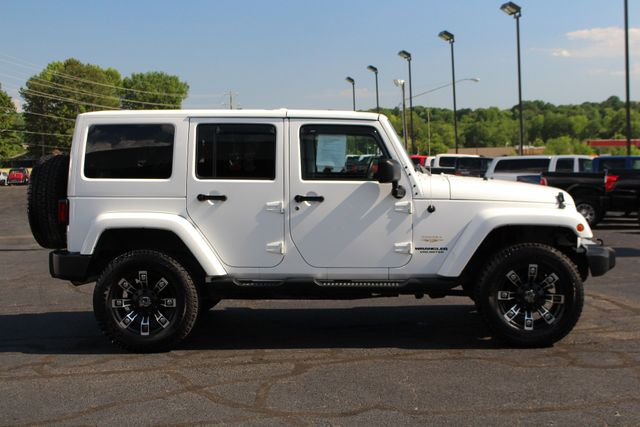 2012 Jeep Wrangler Unlimited Sahara 4X4 - LOTS OF EXTRA$! Mooresville , NC 14