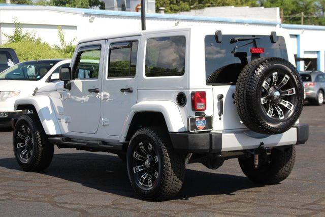 2012 Jeep Wrangler Unlimited Sahara 4X4 - LOTS OF EXTRA$! Mooresville , NC 27
