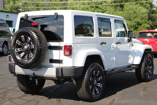 2012 Jeep Wrangler Unlimited Sahara 4X4 - LOTS OF EXTRA$! Mooresville , NC 26