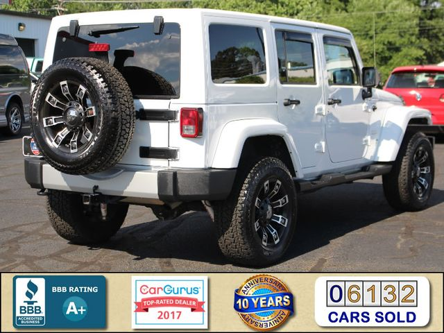 2012 Jeep Wrangler Unlimited Sahara 4X4 - LOTS OF EXTRA$! Mooresville , NC 2