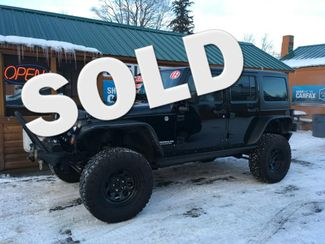 2012 Jeep Wrangler Unlimited Sahara 4x4 Ontario, OH