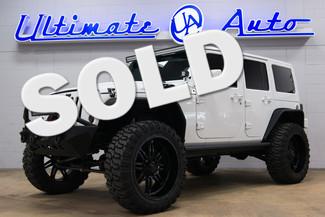 2012 Jeep Wrangler Unlimited Sahara Orlando, FL