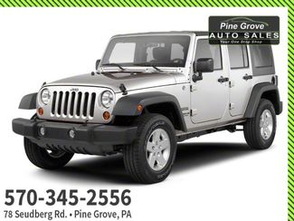 2012 Jeep Wrangler Unlimited Sahara | Pine Grove, PA | Pine Grove Auto Sales in Pine Grove