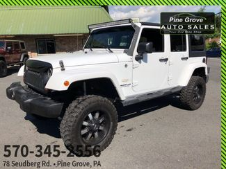 2012 Jeep Wrangler Unlimited in Pine Grove PA