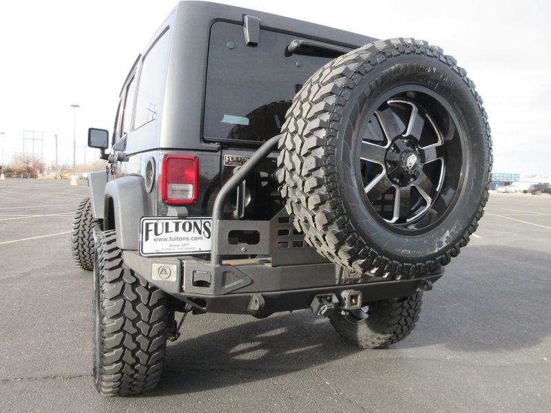 2012 Jeep Wrangler Unlimited  Rubicon 4WD Lifted  Fultons Used Cars Inc  in , Colorado