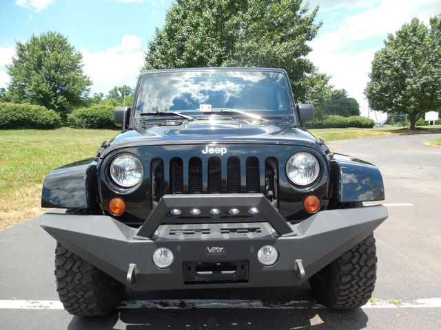 2012 Jeep Wrangler Unlimited Rubicon Call of Duty MW3 Leesburg, Virginia 6