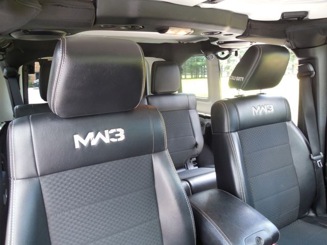 2012 Jeep Wrangler Unlimited Rubicon Call of Duty MW3 Leesburg, Virginia 11