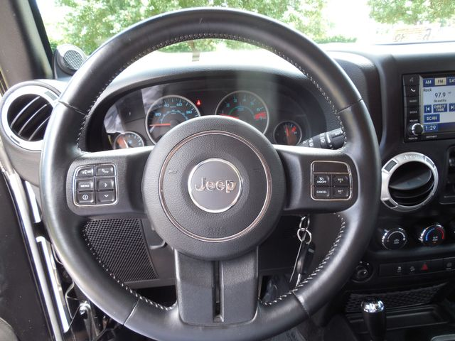 2012 Jeep Wrangler Unlimited Rubicon Call of Duty MW3 Leesburg, Virginia 20