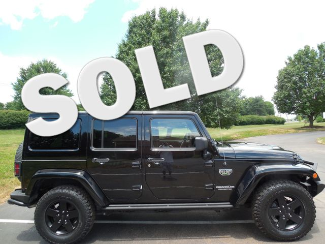 2012 Jeep Wrangler Unlimited Rubicon Call of Duty MW3 Leesburg, Virginia 4