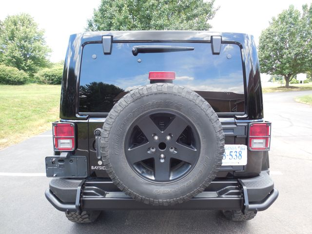 2012 Jeep Wrangler Unlimited Rubicon Call of Duty MW3 Leesburg, Virginia 7