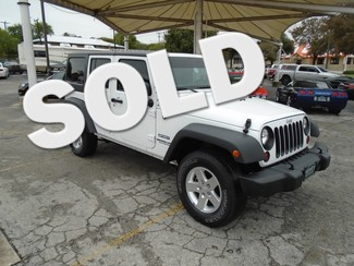 2012 Jeep Wrangler Unlimited Sport with Hard top San Antonio, Texas