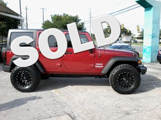 2012 Jeep Wrangler Unlimited Sport San Antonio, Texas