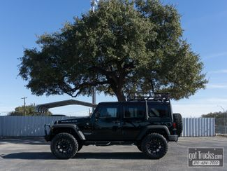 2012 Jeep Wrangler Unlimited in San Antonio Texas