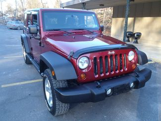 2012 Jeep Wrangler Unlimited in Shavertown, PA