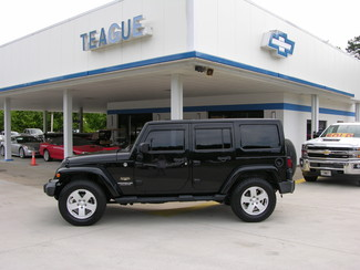 2012 Jeep Wrangler Unlimited Sahara Sheridan, Arkansas