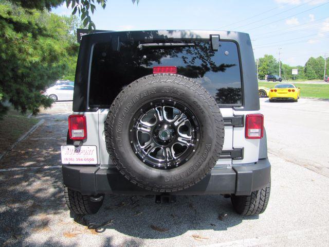 2012 Jeep Wrangler Unlimited Sport St. Louis, Missouri 1