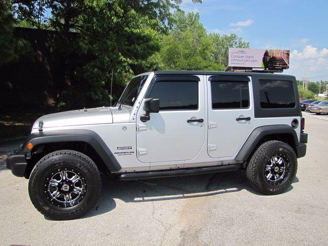 2012 Jeep Wrangler Unlimited St. Louis, Missouri 2