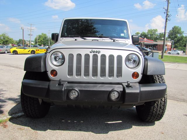 2012 Jeep Wrangler Unlimited Sport St. Louis, Missouri 3